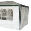 partytent 3x6 wit / groen